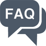 FAQ pictogram