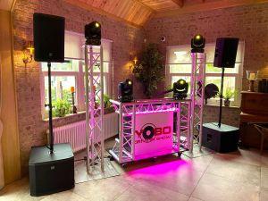 Foto van het DJ Pakket 'Metallic Exclusief'